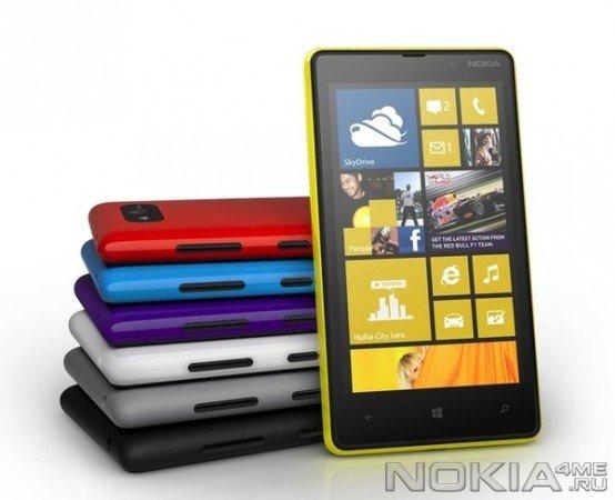 Обновление прошивок смартфонов Lumia 920, 820 и 620