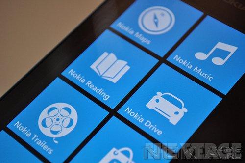 Nokia Lumia Flame - недорогой WP8-смартфон 2013 года