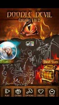 DoodleDevil - Игра для Symbian