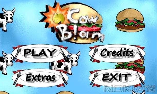 Cowblam - Игра для Windows Phone 7.5 и выше