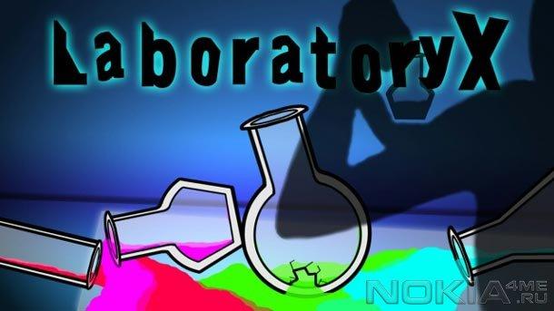 Laboratory X - Игра для Symbian^3, Anna, Belle