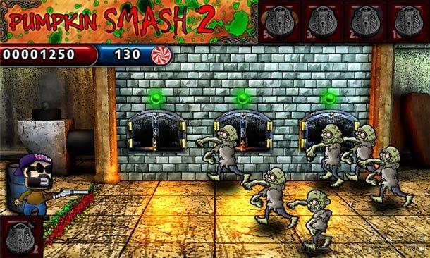 Pumpkin Smash 2 - Игра для Windows Phone 7.5 и выше