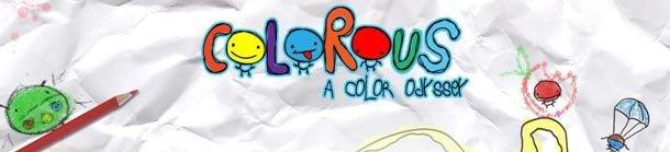 Colorous A Color Odyssey - Игра для Symbian^3, Anna, Belle