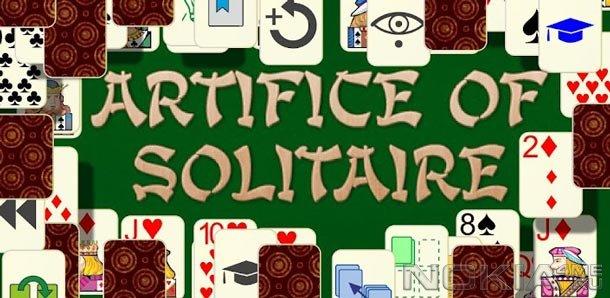 Artifice of Solitaire - Игра для Symbian^3 / Belle