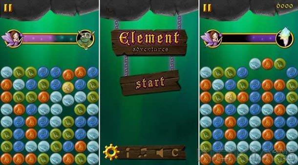 Element Adventures - Игра для Windows Phone