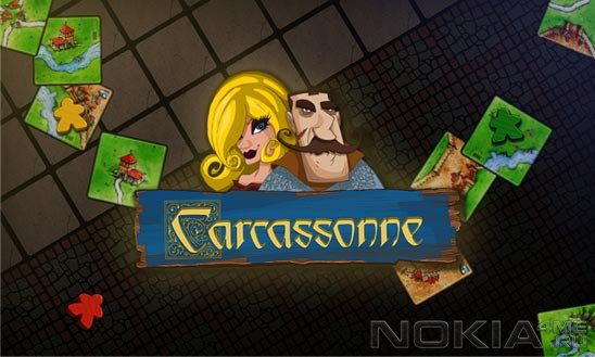 Carcassonne - Игра для Windows Phone 7.5