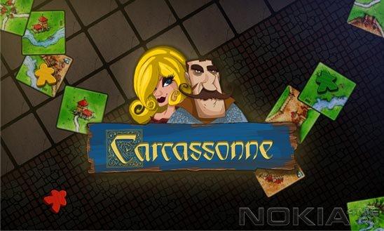 Carcassonne - Игра для Windows Phone 7.5