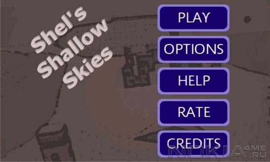 Shel's Shallow Skies - Игра для Windows Phone 7.5