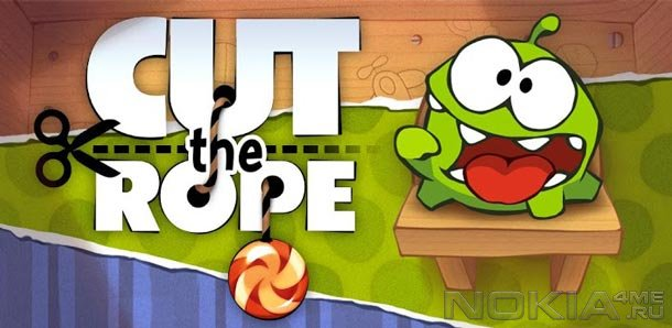Cut the Rope - Игра для Windows Phone 7.5