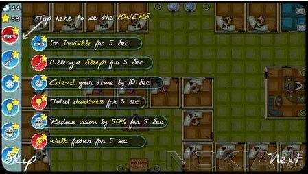 Late Again - Игра для Symbian^3