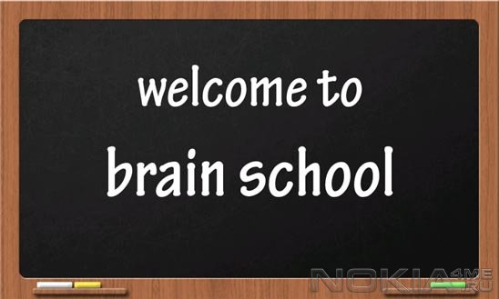 Brain School - Игра для Windows Phone 7.5 и выше