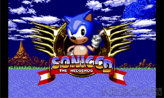 Sonic CD - Игра для Windows Phone 7.5 и выше