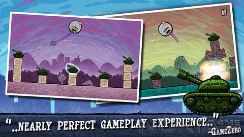 King Oddball - Игра для Symbian^3
