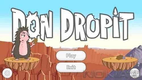 Don Dropit - Игра для MeeGo