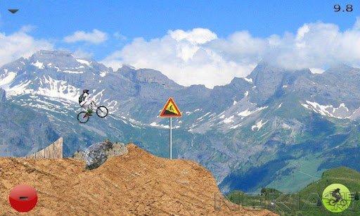 Downhill Champion - Игра для MeeGo