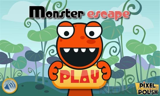 Monster Escape - Игра для Windows Phone 7.5 и выше