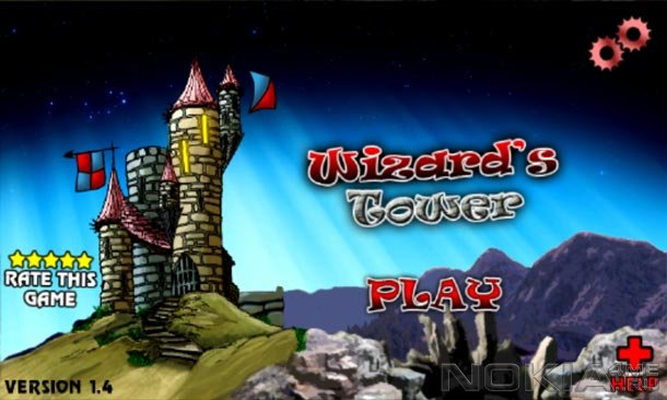 Wizard's Tower - Игра для Windows Phone 7.5 и выше