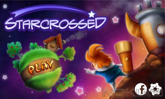 Starcrossed - Игра для Windows Phone 7.5 / 8