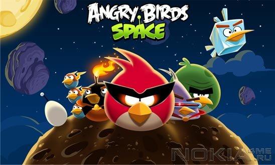 Angry Birds Spase - Скачать игру для Windows Phone 7.5