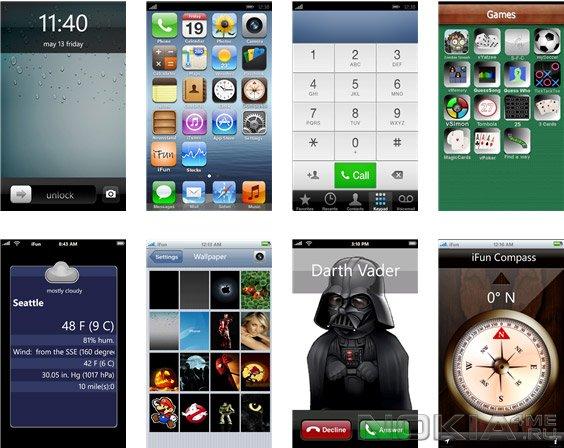 iFun - Развлекательное приложение для Windows Phone 7.5 - 8