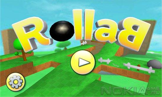 RollaB - Игра для Windows Phone 7.5 - 8