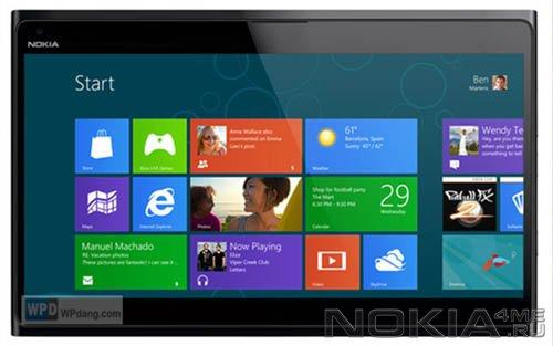 Новые подробности о первом планшете Nokia