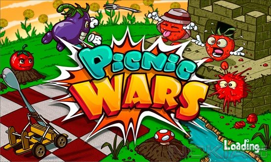 Picnic Wars - Скачать игру для Windows Phone 8