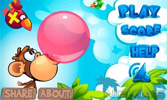 Bubble Gum Air Premium - Игра для Windows Phone 7.5 - 8