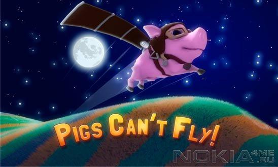 PigsCantFly - Игра для Windows Phone 7 - 8
