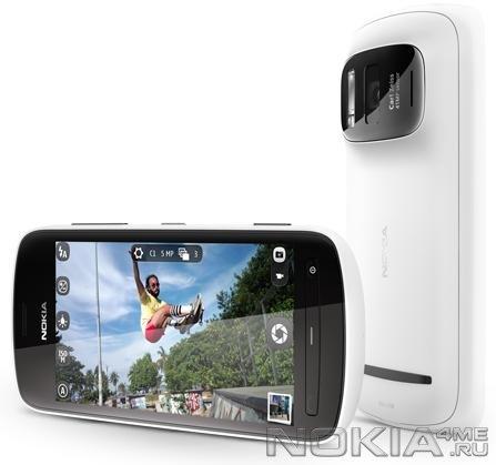 Nokia Lumia EOS на базе WP8 получит 41МР камеру