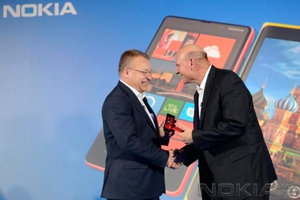 Nokia будет отстегивать кругленькую сумму Microsoft за Windows Phone