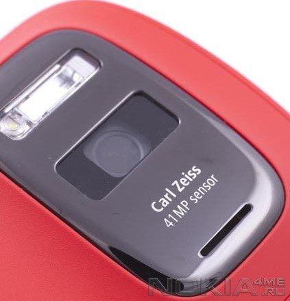 Подтвердился слух о Nokia Lumia с 41МР камерой