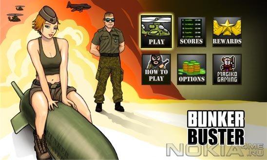Bunker Buster - Игра для Windows Phone 7 - 8