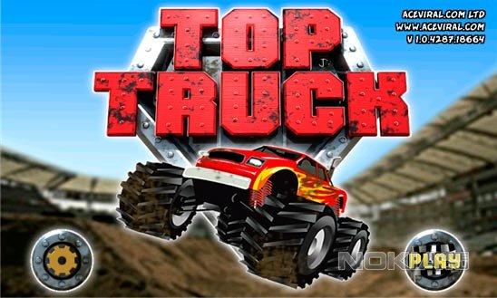 Top Truck Free - Гонки на внедорожниках для Windows Phone 7.5-8