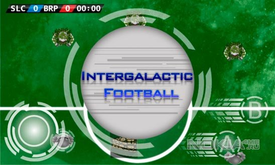 Intergalactic Football - Межгалактический футбол на WP 7.5-8