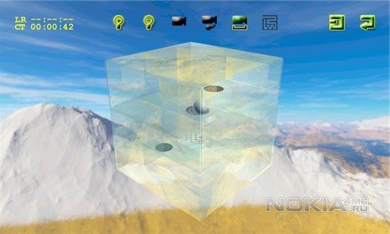 Стеклянный лабиринт - Игра для Windows Phone 7.5-8