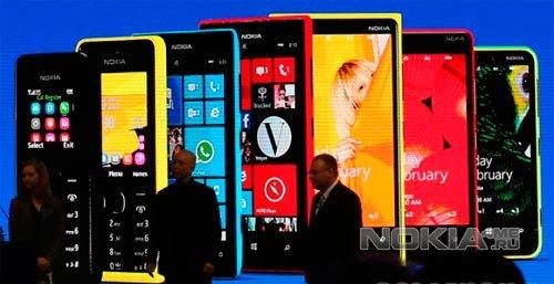 Новости с выставки MWC 2013. Какие новинки привезла Nokia