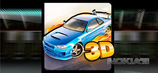SIT Auto Racing 3D - Гонки на Windows Phone 7.5-8