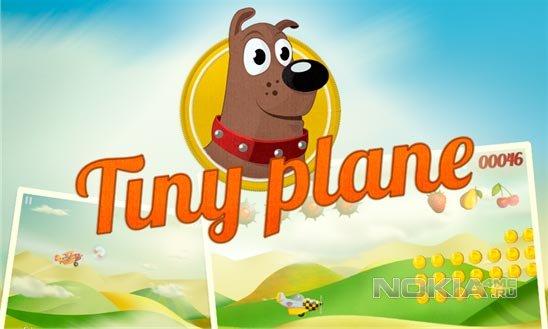 TinyPlane - Игра для WP 7.5