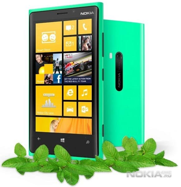Весеннее обновление Nokia Lumia 920