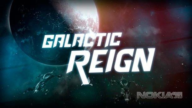 Galactic Reign - галактическая стратегия