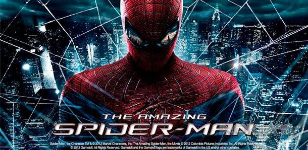 The Amazing Spider-Man / Новый Человек-Паук для Nokia Lumia