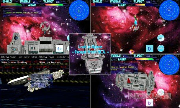 Lost In Space ADF - Космический экшн для WP8