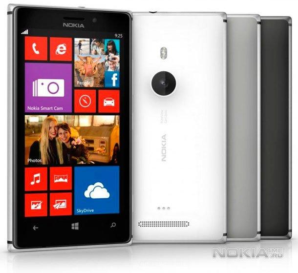 Nokia анонсировала смартфон Lumia 925