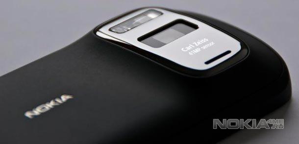 Nokia EOS действительно имеет 41 МП камеру. Дата анонса