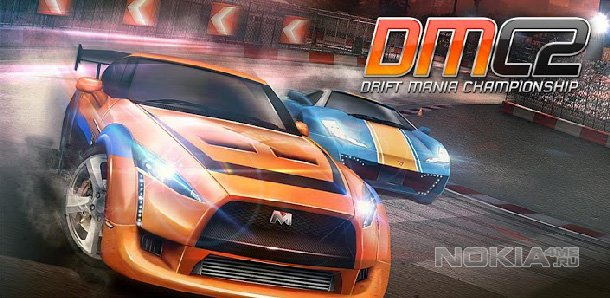 Drift Mania Championship 2 - Дрифт Мания на WP8
