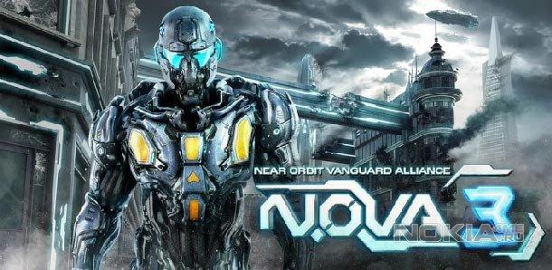 N.O.V.A.3 - Нова 3 для WP8