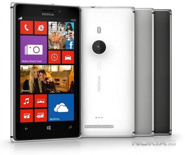 Цена Nokia Lumia 925 в России