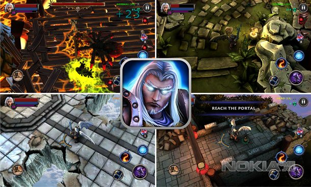 SoulCraft - лучшая экшн RPG для Windows Phone 8