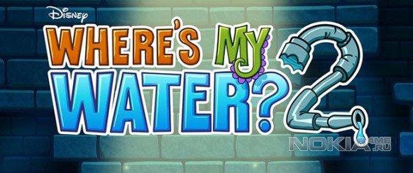 Where's My Water? 2 - Где же Перри 2 - для Nokia Lumia